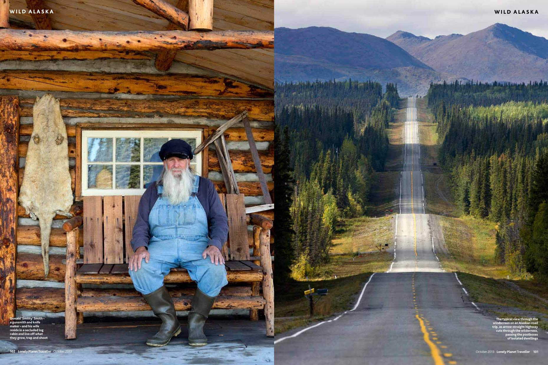 man-sitting-outside-hut-in-alaska